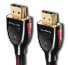 HDMI кабель AudioQuest HDMI Cinnamon 2m