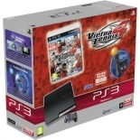 Sony PlayStation 3 Slim 320GB + Virtua4 Tennis + камера PS Eye + контроллер PS Move